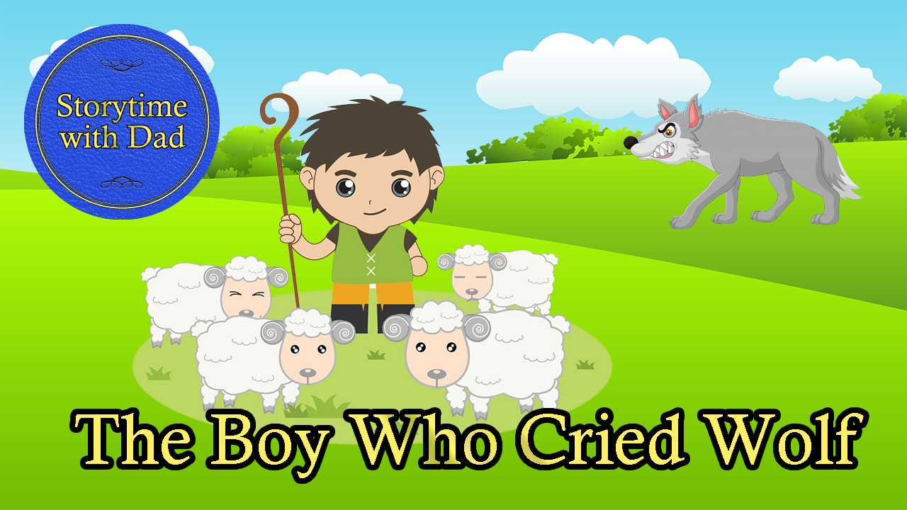 030 The Boy Who Cried Wolf