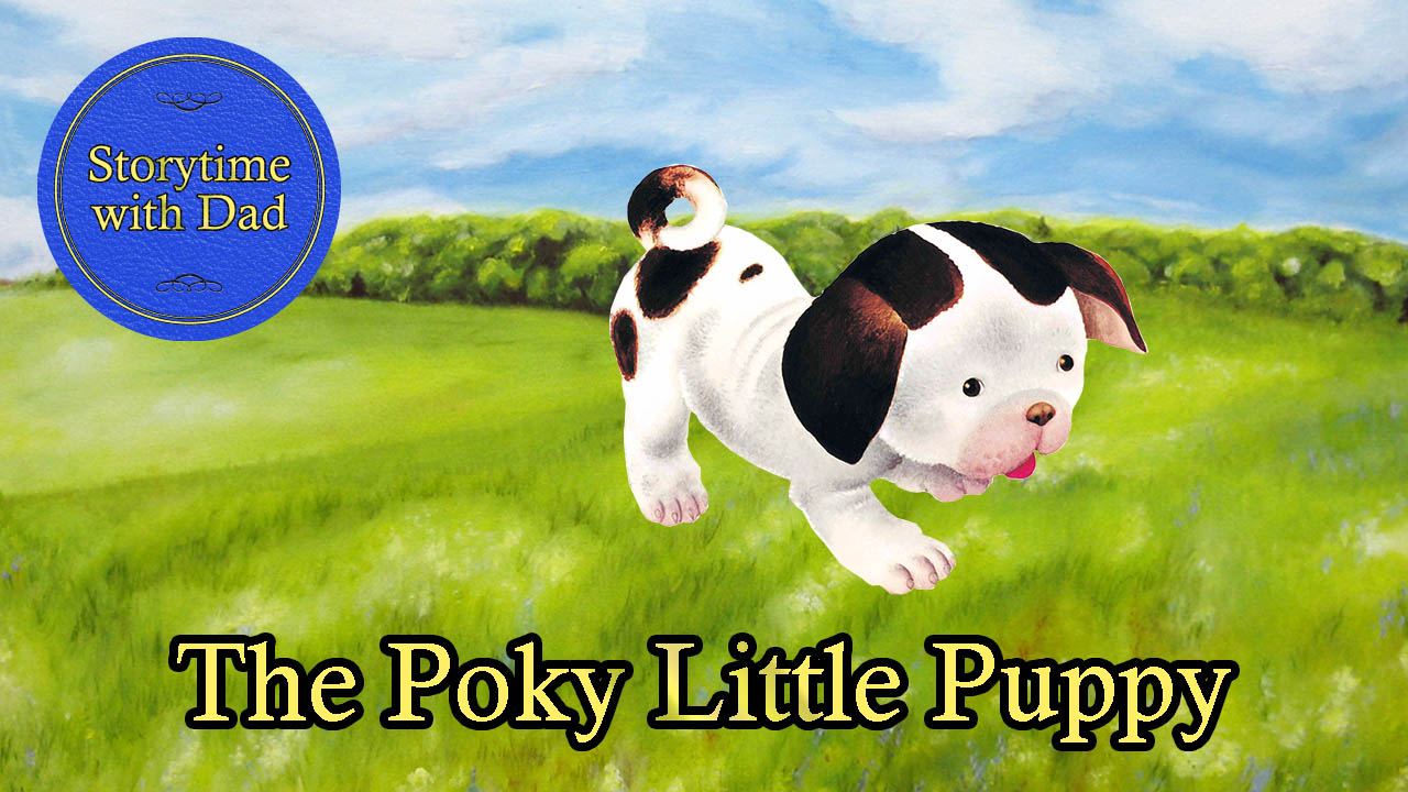 031 The Poky Little Puppy