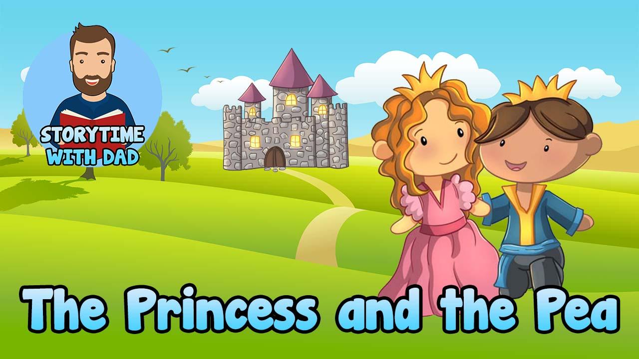 034 The Princess and the Pea