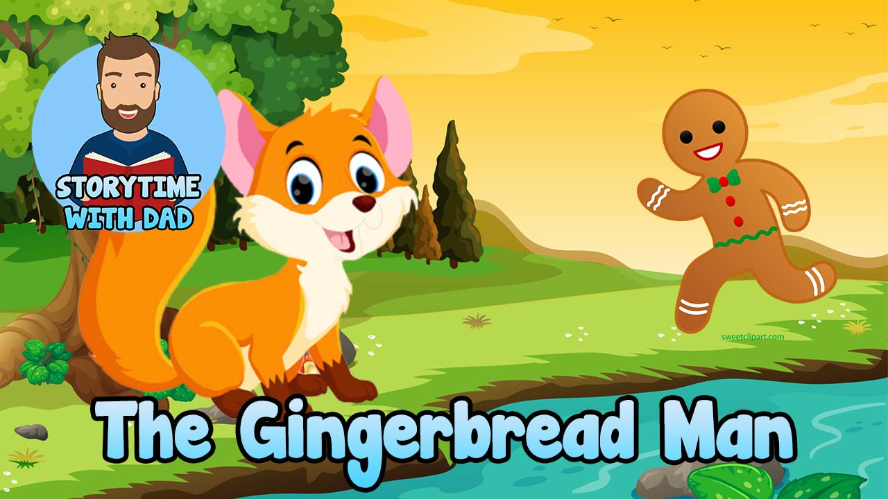 033 The Gingerbread Man